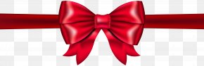 Red Bow Clip Art - Ribbon Clip Art PNG