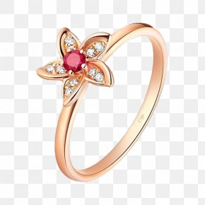 Ruby Diamond Diamond Diamond Ring - Ring Diamond Ruby Jewellery PNG