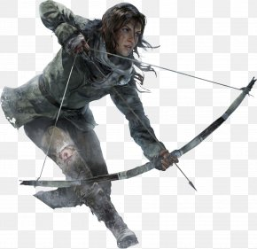 Tomb Raider - Rise Of The Tomb Raider: The Official Art Book Lara Croft Xbox One PNG