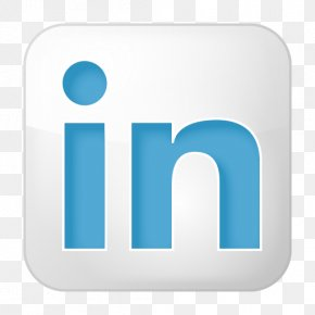 Linkedin Logo White Images & Pictures Becuo - Social Media LinkedIn Website PNG