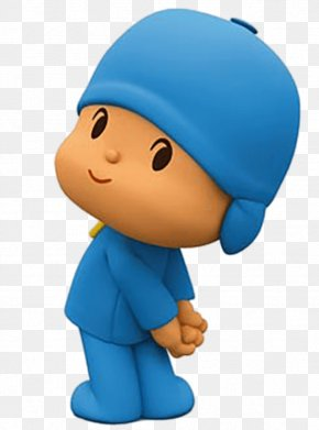 Pocoyo - Valentine's Day Child Detective Pocoyo Love Greeting & Note Cards PNG