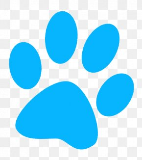 Paws - Dog Cat Paw Clip Art PNG