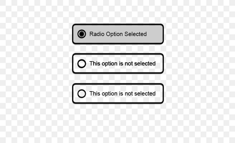 User Experience User Interface Design Radio Button, PNG, 500x500px, User Experience, Amazoncom, Area, Brand, Button Download Free