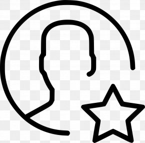Profile - Font Awesome Star PNG