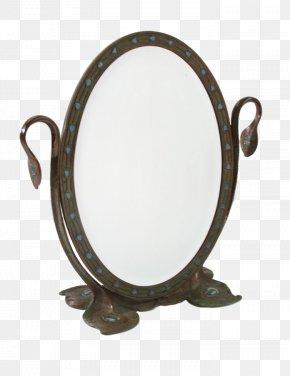 Oval Mirror - Mirror Light Art Nouveau Euclidean Vector PNG