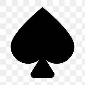 Suit - Suit Ace Of Spades Playing Card PNG