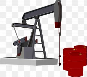 Oil - Oil Well Oil Platform Drill Clip Art PNG