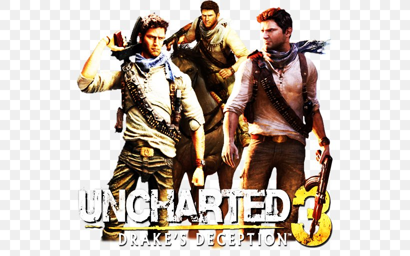 Uncharted 3 Drake S Deception Deviantart Video Game Dead Space 3