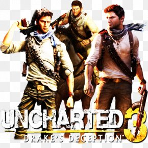 Uncharted - Uncharted 3: Drake's Deception DeviantArt Video Game Dead Space 3 PNG