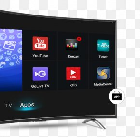 Tcl Exclusive Television Air Conditioner Showroom - LED-backlit LCD TCL Corporation Television Set Ultra-high-definition Television Smart TV PNG
