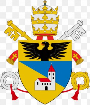 Uss O'callahan - Amoris Laetitia Vatican City Coat Of Arms Of Pope Francis Papal Coats Of Arms PNG