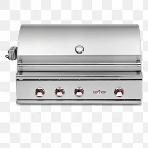 Built Gas Grills - Barbecue Grilling Propane Rotisserie Cooking PNG