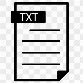 Free High Quality Txt File Icon - Text File Filename Extension Document File Format Computer File PNG