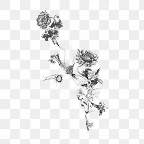 Flower Tattoo Picture - Tattoo Birth Flower PNG