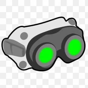 GOGGLES - Night Vision Device Android Clip Art PNG