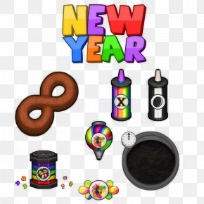 New Years Images - Papa's Bakeria Papa's Freezeria To Go! New Year Clip Art PNG