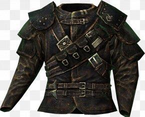 Armour - The Elder Scrolls V: Skyrim Oblivion Xbox 360 Thieves' Guild Armour PNG