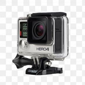 Gopro Cameras - GoPro Action Camera 4K Resolution Video Cameras PNG
