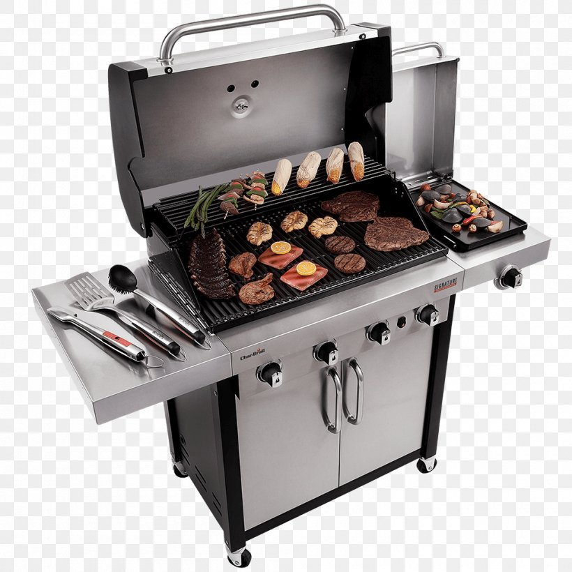 Barbecue Grilling Char-Broil Asado BBQ Smoker, PNG, 1000x1000px, Barbecue, Asado, Barbecue Grill, Bbq Smoker, Brenner Download Free