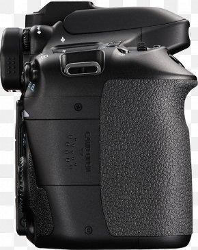 Black18-55mm IS STM Lens APS-C Active Pixel Sensor Single-lens Reflex CameraCanon 80D - Canon EOS 80D 24.2 MP Digital SLR Camera PNG