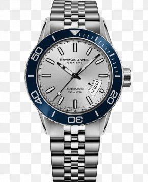 Watch - Raymond Weil Automatic Watch Swiss Made Jewellery PNG