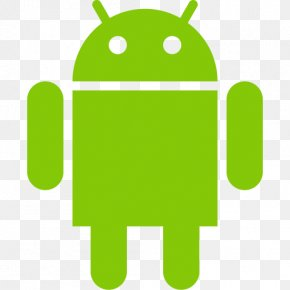 Android - IPhone Android Logo PNG