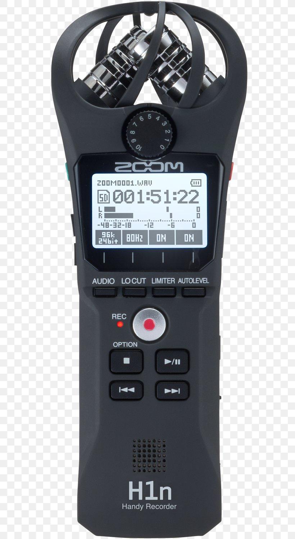 Microphone Digital Audio Zoom H1n Digital Handy Recorder Zoom H4n