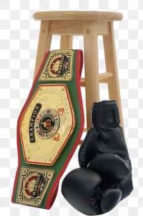 Boxing Champion Belt - Boxing Glove Martial Arts Championship Belt Kickboxing PNG