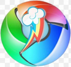 Google Chrome Logo Linux Macos - Google Chrome Rainbow Dash Google Logo Clip Art PNG