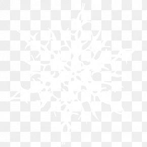 Snowflake Image - Watermark Icon Pattern PNG