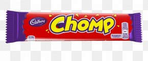 Candy - Chocolate Bar Candy Chomp Cadbury PNG