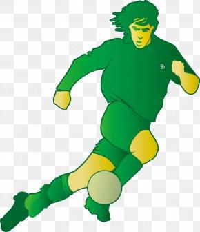 Football - Football Player Clip Art PNG