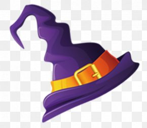 Witch Hat - Hat Witch Drawing Sombrero PNG