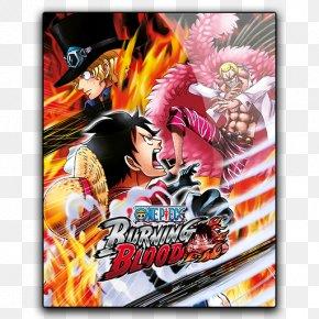 One Piece Burning Blood - One Piece: Burning Blood Naruto: Ultimate Ninja Storm PlayStation 4 Xbox One Video Game PNG