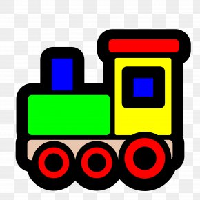 Cartoon Train - Thomas Train Rail Transport Clip Art: Transportation Clip Art PNG