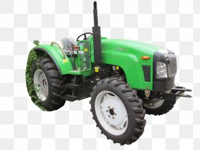Tractor - Tire Tractor Motor Vehicle Wheel PNG