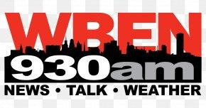 Abcnewstalkvector - Buffalo WBEN Talk Radio AM Broadcasting PNG
