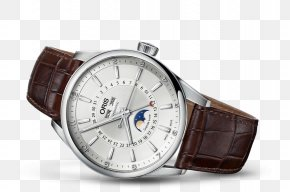 Watch - Mechanical Watch Oris Complication Movement PNG