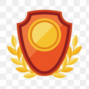 Red Shield - Shield Icon PNG