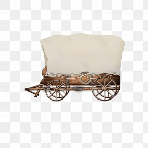 Furniture Cart - Wagon Vehicle Carriage Beige Cart PNG