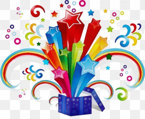 Birthday Candle Party Supply - Birthday Candle PNG