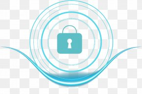 Science And Technology Information Security Vector Material - Information Security Computer Security PNG