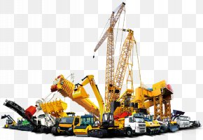 Construction Trucks - Komatsu Limited Caterpillar Inc. Heavy Machinery Loader Architectural Engineering PNG