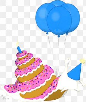 Cake Cartoon - Birthday Cake Happy Birthday To You Party Hat Clip Art PNG