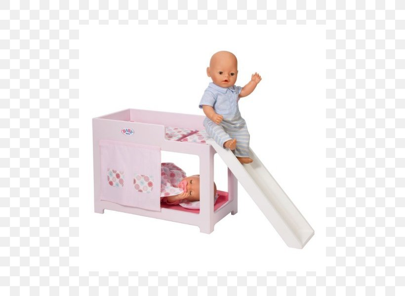 Bunk Bed Doll Baby Born Interactive Zapf Creation Png