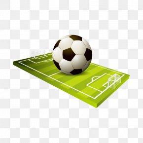 Football - Euclidean Vector Athletics Field Stock Photography Clip Art PNG