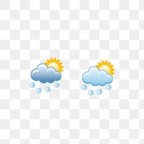 Weather Symbols,partly Cloudy,hail - Weather Forecasting Hail Rain Cloud PNG