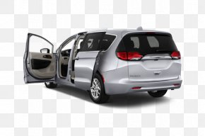 Car - 2018 Chrysler Pacifica Hybrid Car Minivan Dodge PNG