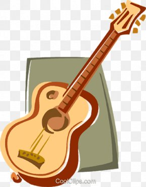 Acoustic Guitar - Acoustic Guitar Ukulele Tiple Graphic Design PNG