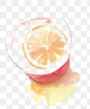 Drawing Lemonade - Lemonade Watercolor Painting Illustration PNG